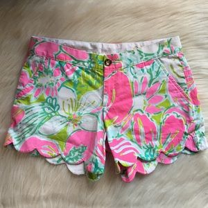 Lilly Pulitzer The Buttercup Shorts 00